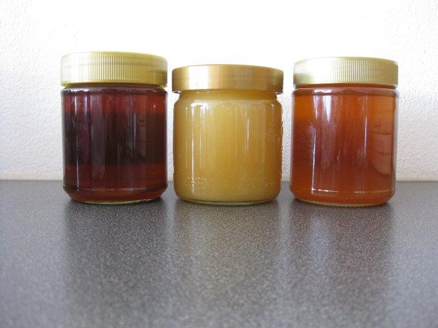 Honigprobe